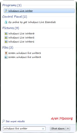 Windows Live Writer4