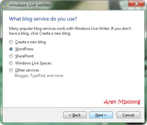 Windows Live Writer6